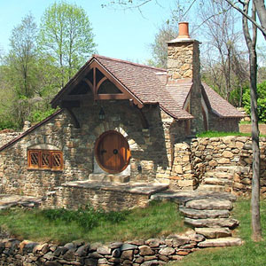 Welcome to the Hobbit House.
