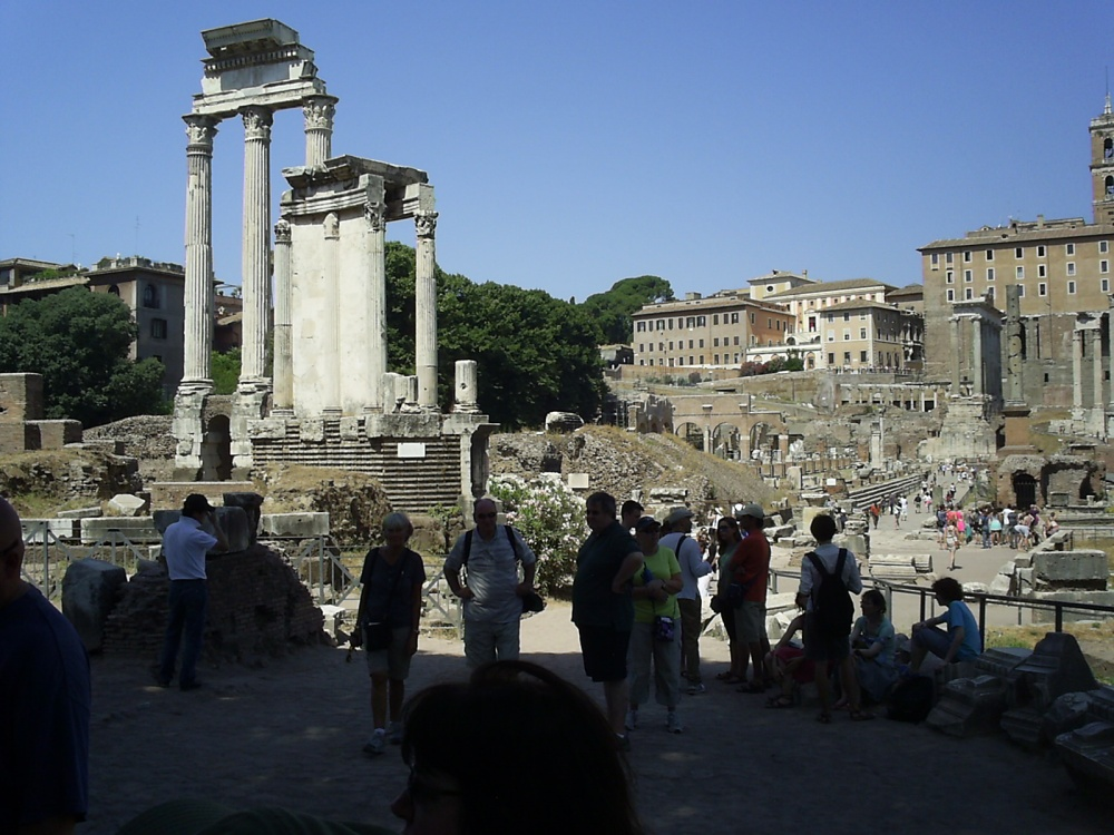 Italy, 2012: The most valuable thing in Rome. (6/6)